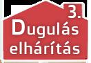 Duguláselhárítás III. kerület duguláselhárítás logo